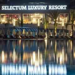 Отель Selectum Luxury Resort Belek фото 4