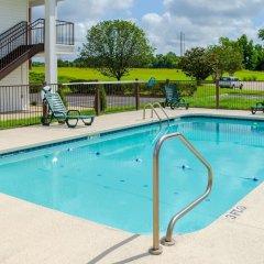 Отель Quality Inn Vicksburg бассейн фото 2