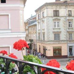 Апартаменты Old Town Apartments балкон