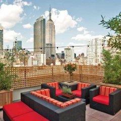 Отель Hilton New York Fashion District США, Нью-Йорк - отзывы, цены и фото номеров - забронировать отель Hilton New York Fashion District онлайн фото 2