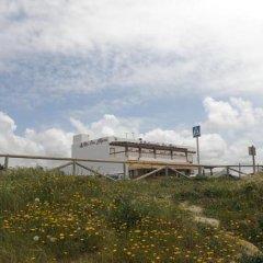 Отель Hostal El Alferez Испания, Вехер-де-ла-Фронтера - отзывы, цены и фото номеров - забронировать отель Hostal El Alferez онлайн приотельная территория фото 2