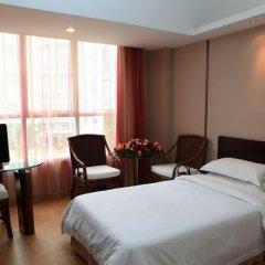 Отель Hedong Citycenter Hotel Китай, Шэньчжэнь - отзывы, цены и фото номеров - забронировать отель Hedong Citycenter Hotel онлайн комната для гостей фото 4
