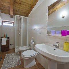 Отель Valle degli Dei Аджерола ванная