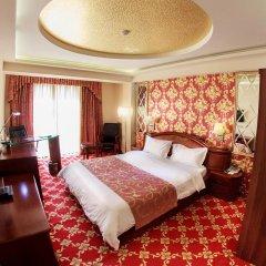 Отель Cron Palace Tbilisi 4* Стандартный номер фото 7