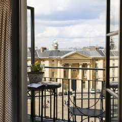 Отель Hôtel Des Grands Hommes балкон