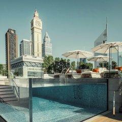Four Seasons Hotel Dubai International Financial Centre бассейн фото 3