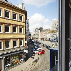 Отель Heimat St. Pauli Германия, Гамбург - отзывы, цены и фото номеров - забронировать отель Heimat St. Pauli онлайн балкон