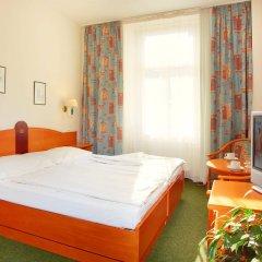 Hotel Merkur Прага комната для гостей фото 2