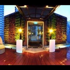 Отель Citrus Sukhumvit 13 by Compass Hospitality балкон