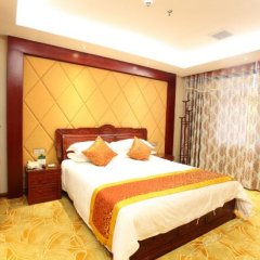 Zhongmei Hotel комната для гостей фото 2