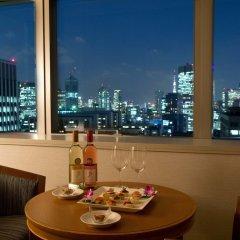 Toshi Center Hotel балкон