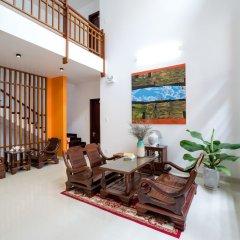 Отель Kim's Villa Hoi An интерьер отеля