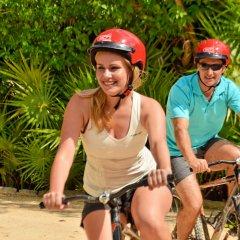 Отель Hacienda Tres Rios Resort Spa & Nature Park - Все включено спортивное сооружение
