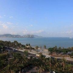 Sanya Golden Phoenix Sea View Hotel пляж фото 2