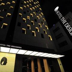 Отель the Designers Jongro Южная Корея, Сеул - отзывы, цены и фото номеров - забронировать отель the Designers Jongro онлайн вид на фасад фото 2
