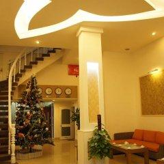 Отель Cherry Hotel 2 Вьетнам, Ханой - отзывы, цены и фото номеров - забронировать отель Cherry Hotel 2 онлайн интерьер отеля фото 3
