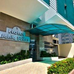 Hotel Bahia Suites парковка