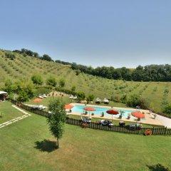 Отель Villa Scuderi Италия, Реканати - отзывы, цены и фото номеров - забронировать отель Villa Scuderi онлайн балкон