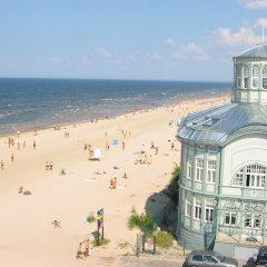 Jurmala SPA Hotel Юрмала пляж фото 2
