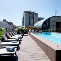Отель Catalonia Catedral Испания, Барселона - 1 отзыв об отеле, цены и фото номеров - забронировать отель Catalonia Catedral онлайн бассейн