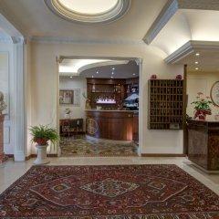 Отель Terme Belsoggiorno Италия, Абано-Терме - отзывы, цены и фото номеров - забронировать отель Terme Belsoggiorno онлайн интерьер отеля