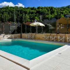 Hotel Cascia Ristorante Каша бассейн фото 3