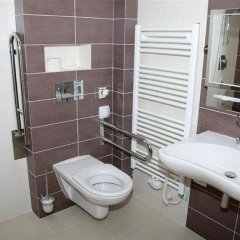 Hotel Pivovar ванная