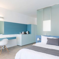 Отель Alti Santorini Suites Греция, Остров Санторини - отзывы, цены и фото номеров - забронировать отель Alti Santorini Suites онлайн удобства в номере фото 2