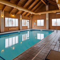 Отель Best Western Port Columbus США, Колумбус - отзывы, цены и фото номеров - забронировать отель Best Western Port Columbus онлайн бассейн фото 2
