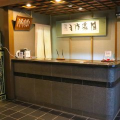 Отель Kurokawaso Минамиогуни интерьер отеля фото 2
