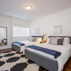 Отель Orlando Townhouse США, Лос-Анджелес - отзывы, цены и фото номеров - забронировать отель Orlando Townhouse онлайн комната для гостей фото 4