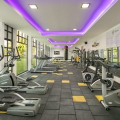 Отель Club Tuana Fethiye фитнесс-зал фото 4