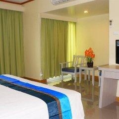 Отель J Two S Pratunam Бангкок комната для гостей фото 3