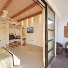 Отель Crystal Sands Beach Hotel Мальдивы, Маафуши - отзывы, цены и фото номеров - забронировать отель Crystal Sands Beach Hotel онлайн балкон