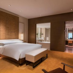 Отель Hyatt Regency Xiamen Wuyuanwan Китай, Сямынь - отзывы, цены и фото номеров - забронировать отель Hyatt Regency Xiamen Wuyuanwan онлайн комната для гостей фото 5