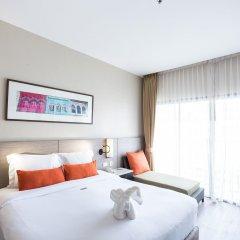 Отель Deevana Plaza Phuket 4* Улучшенный номер с различными типами кроватей
