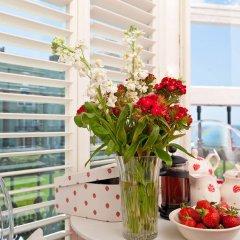 Отель Strawberry Fields балкон