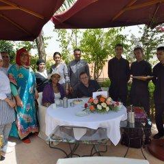 Отель Dar Anika Марокко, Марракеш - отзывы, цены и фото номеров - забронировать отель Dar Anika онлайн помещение для мероприятий фото 2