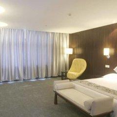 Jiangwan Business Hotel - Wuyuan комната для гостей фото 5
