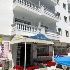 Отель Апарт-Отель Europa Испания, Бланес - 2 отзыва об отеле, цены и фото номеров - забронировать отель Апарт-Отель Europa онлайн вид на фасад
