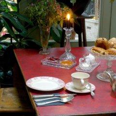 Отель Boulevard Leopold Bed and Breakfast питание