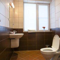 Отель Melsa COOP Hotel Болгария, Несебр - отзывы, цены и фото номеров - забронировать отель Melsa COOP Hotel онлайн ванная
