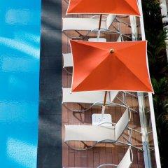 Отель ibis Styles Nice Aéroport Arenas Франция, Ницца - 8 отзывов об отеле, цены и фото номеров - забронировать отель ibis Styles Nice Aéroport Arenas онлайн бассейн фото 2