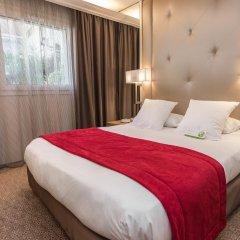 Отель Privilège Hôtel Mermoz Франция, Тулуза - отзывы, цены и фото номеров - забронировать отель Privilège Hôtel Mermoz онлайн комната для гостей