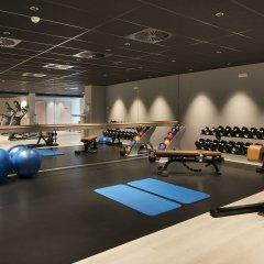 Tangla Hotel Brussels фитнесс-зал фото 3