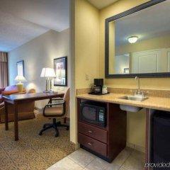 Отель Hampton Inn Vicksburg удобства в номере
