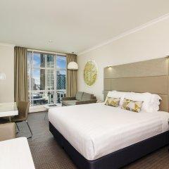 Отель Clarion Suites Gateway Студия с различными типами кроватей