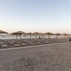 Отель Costa Lindia Beach Южный Родос приотельная территория