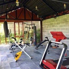 Azumi Villa Hotel фитнесс-зал фото 2