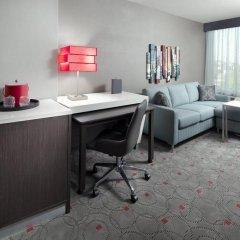Отель Cambria Hotel Washington, D.C. Convention Center США, Вашингтон - отзывы, цены и фото номеров - забронировать отель Cambria Hotel Washington, D.C. Convention Center онлайн удобства в номере фото 2